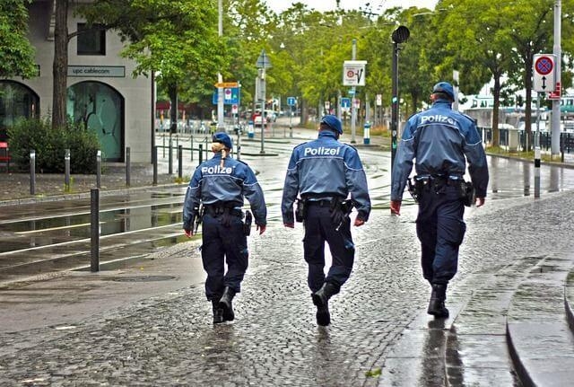 משטרה בינלאומית – האינטרפול המפורסם